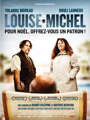 Louise-Michel / Benoît Delépine & Gustave Kervern (réal)   Kerven, Gustave (de). Monteur. Scénariste