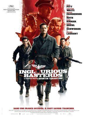 Inglourious Basterds / Quentin Tarantino (réal)   Tarantino, Quentin (1963-....). Metteur en scène ou réalisateur. Scénariste