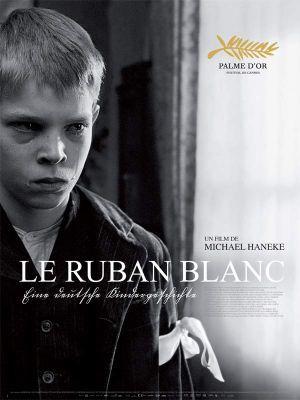 Le ruban blanc / Michael Haneke (réal)   Haneke, Michael. Metteur en scène ou réalisateur. Scénariste
