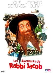 Les aventures de Rabbi Jacob / Gérard Oury (réal) | Oury, Gérard. Monteur. Scénariste