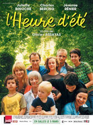 L' heure d'été / Olivier Assayas (réal) | Assayas, Olivier. Metteur en scène ou réalisateur. Scénariste