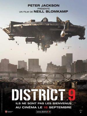 District 9 / Neill Blomkamp (réal) | Blomkamp, Neill (1979-....). Metteur en scène ou réalisateur. Scénariste