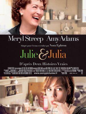 Julie et Julia / Nora Ephron (réal) | Ephron, Nora (1941-2012). Metteur en scène ou réalisateur. Scénariste