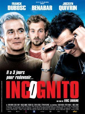 Incognito / Eric Lavaine (réal)   Lavaine, Eric. Metteur en scène ou réalisateur. Scénariste