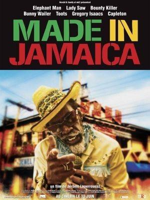 Made in Jamaïca / Un film écrit et réalisé par Jerôme Laperrousaz   Laperrousaz, Jerôme. Metteur en scène ou réalisateur