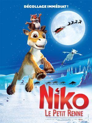Niko, le petit renne / Réalisation : Michael Hegner et Kari Juusonen   Hegner, Michael. Metteur en scène ou réalisateur