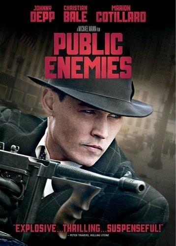 Public Enemies / Michael Mann (réal) | Mann, Michael. Metteur en scène ou réalisateur. Scénariste. Producteur