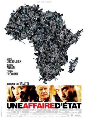 Une affaire d'Etat / Eric Valette (réal) | Valette, Eric. Metteur en scène ou réalisateur