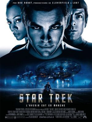 Star Trek / J.J Abrams (réal) | Abrams, J.J. Metteur en scène ou réalisateur