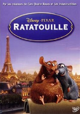 Ratatouille / Brad Bird et Bob Peterson (réal) | Bird, Brad. Metteur en scène ou réalisateur