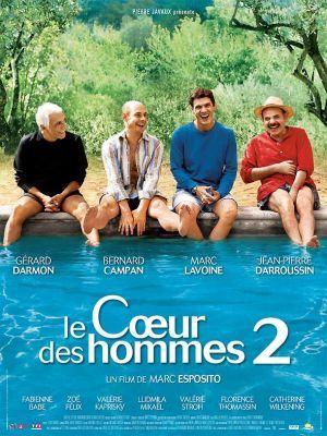 Le coeur des hommes 2 / Marc Esposito (réal)   esposito, Marc. Metteur en scène ou réalisateur. Scénariste