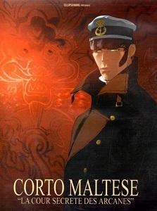 Corto Maltese : La cour secrète des Arcanes / Pascal Morelli (réal) | Morelli, Pascal. Metteur en scène ou réalisateur