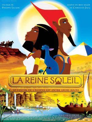 La reine soleil / Un film de Philippe Leclerc   Leclerc, Philippe. Metteur en scène ou réalisateur