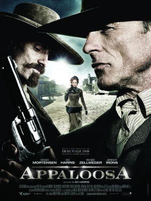 Appaloosa / Ed Harris (réal)   Harris, Ed. Metteur en scène ou réalisateur. Producteur. Acteur