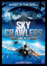 Sky Crawlers : l'armée du ciel / Mamoru Oshii (réal) | Oshii, Mamoru. Metteur en scène ou réalisateur