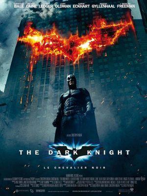 The Dark Knight : Le Chevalier Noir / Christopher Nolan (réal)   Nolan, Christopher (1970-....). Metteur en scène ou réalisateur. Scénariste