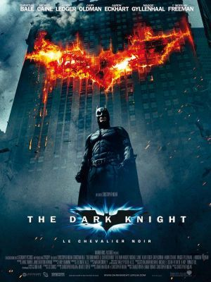 The Dark Knight : Le Chevalier Noir / Christopher Nolan (réal) | Nolan, Christopher (1970-....). Metteur en scène ou réalisateur. Scénariste