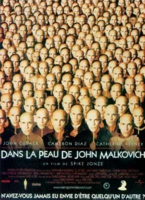 Dans la peau de John Malkovich / Spike Jonze (réal)   Jonze, Spike. Metteur en scène ou réalisateur
