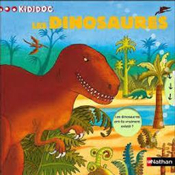 Les dinosaures / Claudine Rolland   Rolland, Claudine. Auteur