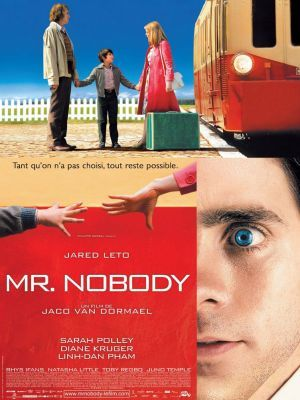 Mr. Nobody / Jaco Van Dormael (réal)   Van Dormael, Jaco ((1957-...)). Metteur en scène ou réalisateur. Scénariste