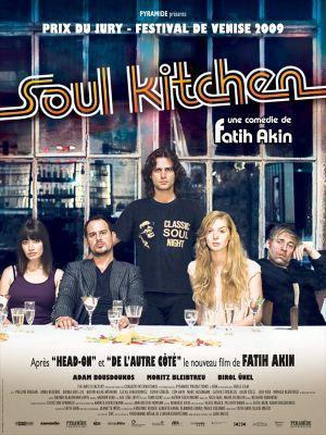 Soul Kitchen / Fatih Akin (réal) | Akin, Fatih. Metteur en scène ou réalisateur. Scénariste. Producteur