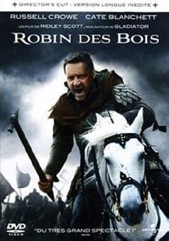 Robin des Bois / Ridley Scott (réal)   Scott, Ridley (1939-....). Metteur en scène ou réalisateur