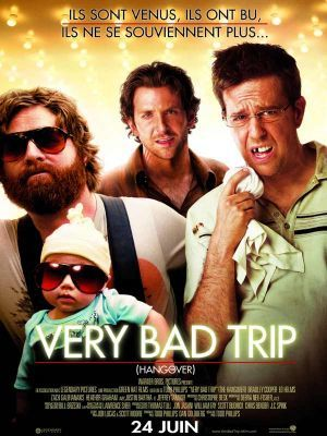 Very Bad Trip / Todd Phillips (réal) | Phillips, Todd. Metteur en scène ou réalisateur