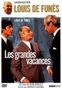 Les grandes vacances / Jean Girault (réal) | Girault, Jean. Metteur en scène ou réalisateur. Scénariste