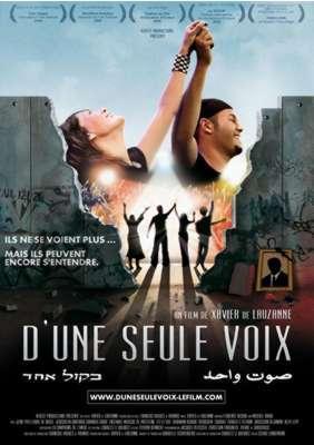D'une seule voix / Xavier de Lauzanne | Lauzanne, Xavier de. Metteur en scène ou réalisateur