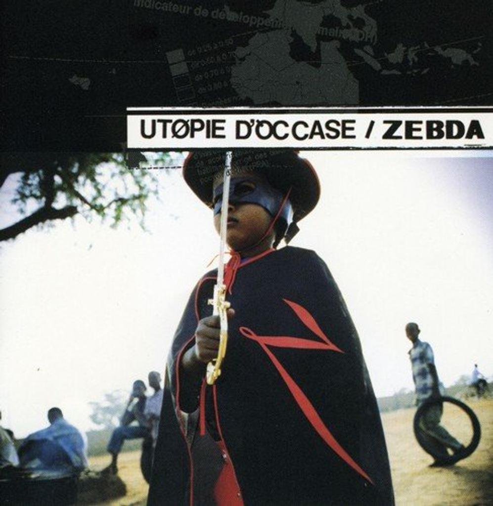 Utopie d'occase / Zebda | ZEBDA