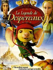 La légende de Despereaux / Réalisé par Sam Fell et Robert Stevenhagen   Fell, Sam. Metteur en scène ou réalisateur