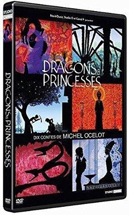 Dragons et princesses / Michel Ocelot (réal)   Ocelot, Michel (1943-....). Auteur