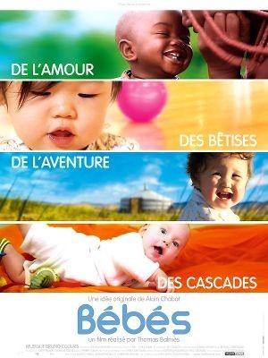 Bébés / Réalisé par Thomas Balmès | Balmès, Thomas. Metteur en scène ou réalisateur