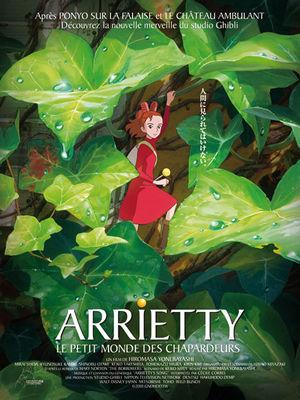 Arrietty : Le petit monde des chapardeurs / Hiromasa Yonebayashi (réal) | Yonebayashi, Hiromasa. Metteur en scène ou réalisateur