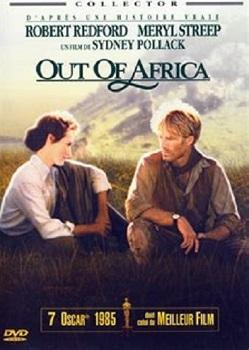 Out Of Africa / Sydney Pollack (réal)   Pollack, Sydney. Metteur en scène ou réalisateur. Producteur