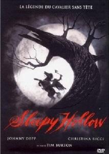 Sleepy Hollow : la légende du cavalier sans tête / Tim Burton (réal)   Burton, Tim ((1958-...)). Metteur en scène ou réalisateur. Producteur
