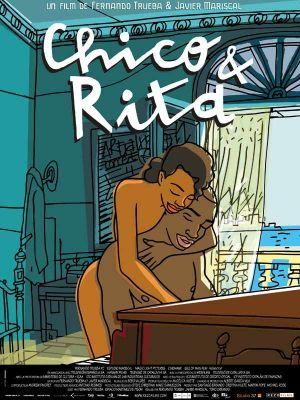 Chico et Rita / Fernando Trueba et Javier Mariscal (réal)   Trueba, Fernando. Metteur en scène ou réalisateur. Scénariste