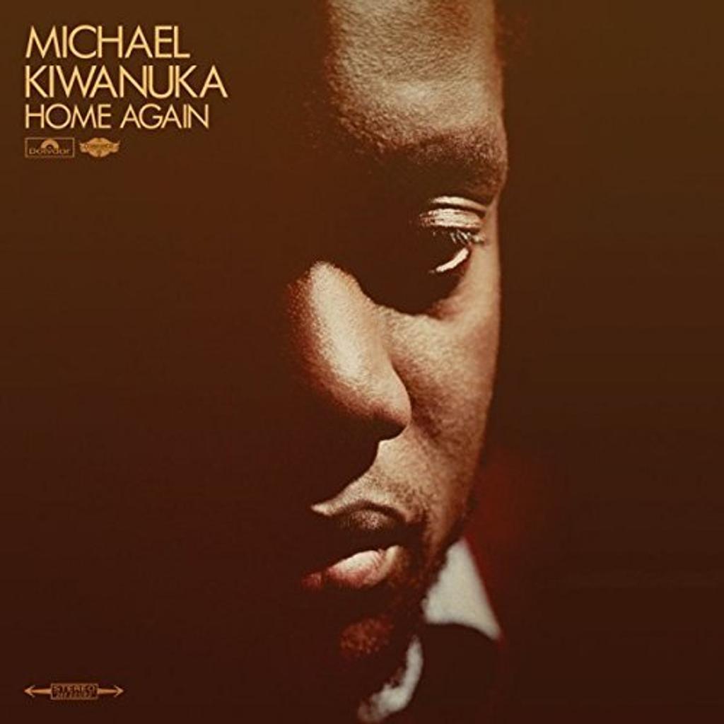 Home again / Michael Kiwanuka   Kiwanuka, Michael. Musicien