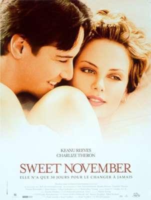Sweet November / Pat O'Connor (réal) | O'Connor, Pat. Metteur en scène ou réalisateur