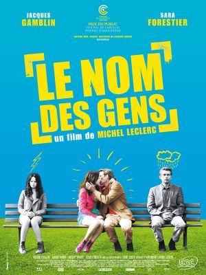 Le nom des gens / Michel Leclerc (réal)   Leclerc, Michel. Metteur en scène ou réalisateur. Scénariste