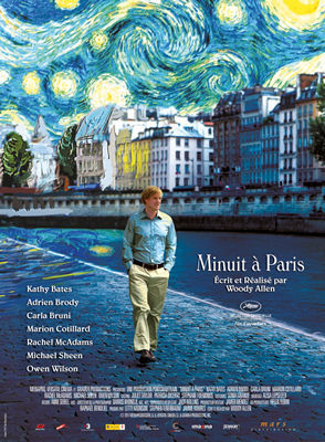 Minuit à Paris / Woody Allen (réal) | Allen, Woody ((1935-...)). Metteur en scène ou réalisateur. Scénariste
