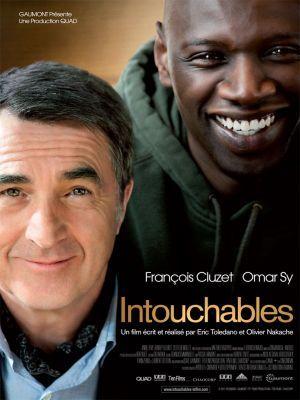 Intouchables / Eric Toledano et Olivier Nakache (réal) | Toledano, Eric. Monteur. Scénariste