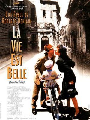 La vie est belle / Roberto Benigni (réal)   Benigni, Roberto. Metteur en scène ou réalisateur. Scénariste. Acteur