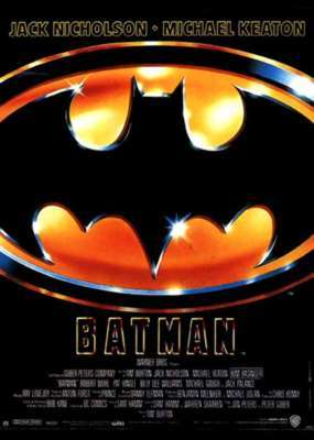 Batman / Tim Burton (réal)   Burton, Tim ((1958-...)). Metteur en scène ou réalisateur