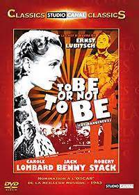 To Be Or Not To Be : Jeux dangereux / Ernst Lubitsch (réal)   Lubitsch, Ernest. Metteur en scène ou réalisateur