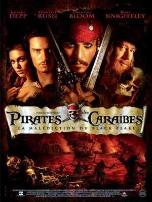 Pirates des Caraïbes. 1, La malédiction du Black Pearl / Gore Verbinski (réal) | Verbinski, Gore. Metteur en scène ou réalisateur