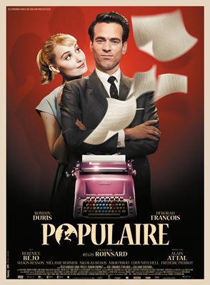Populaire / Régis Roinsard (réal) | Roinsard, Régis. Metteur en scène ou réalisateur. Scénariste