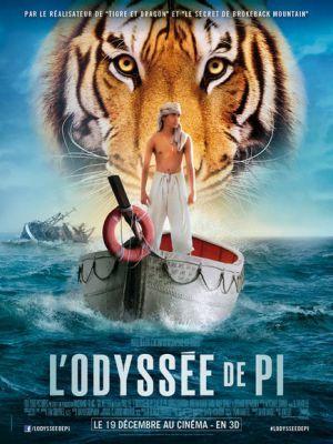 L' odyssée de Pi / Ang Lee (réal) | lee, Ang. Metteur en scène ou réalisateur