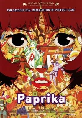 Paprika / Satoshi Kon (réal)   Kon, Satoshi. Metteur en scène ou réalisateur. Scénariste