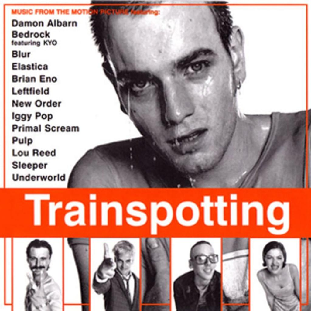Trainspotting (bof) / Roger Eno |